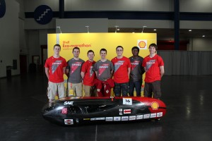 Shell 2014 Electric